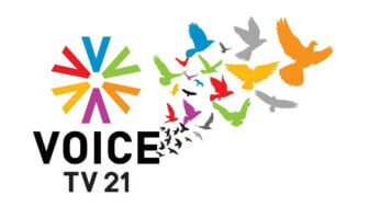 Voice TV and peace birds
