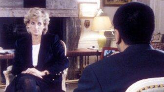 Lady Diana on BBC Panorama